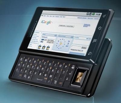 Motorola Milestone: Como actualizar su versión Android y rootear el movil!!