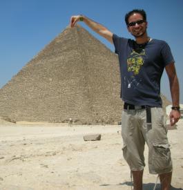 Migue en Egipto