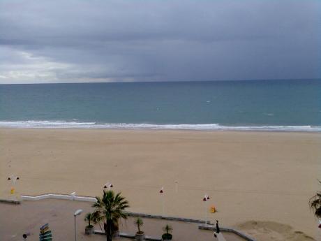 Foto de la Playa de Cádiz