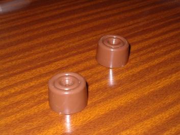 Taquitos para la refrigeración de un portátil