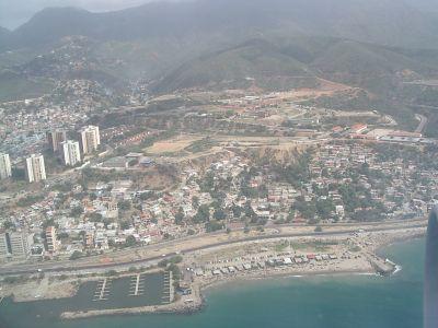 Venezuela desde el Avion