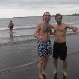 Dia de playa en Dublin!