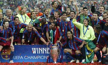 Nuestra segunda champions