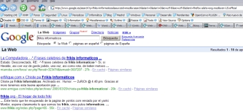 Google y erMigue.com con frikis informaticos