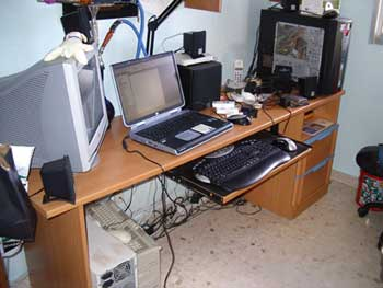 Mi Gran cuarto de alta tecnología