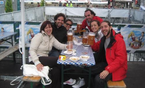 Oktoberfest Dublin 2012