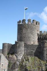 muralla conwy